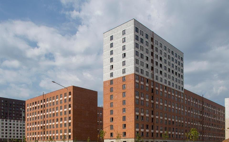 Новый пул квартир «Саларьево парка» выведен впродажу