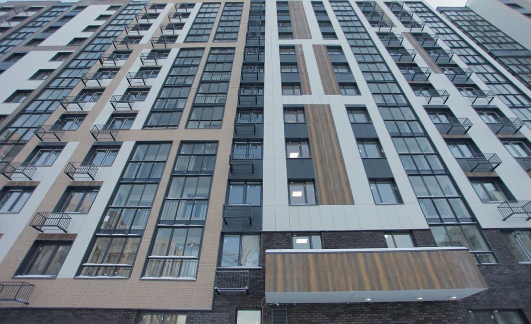 ВНовой Москве ввели вэксплуатацию 12-этажный дом