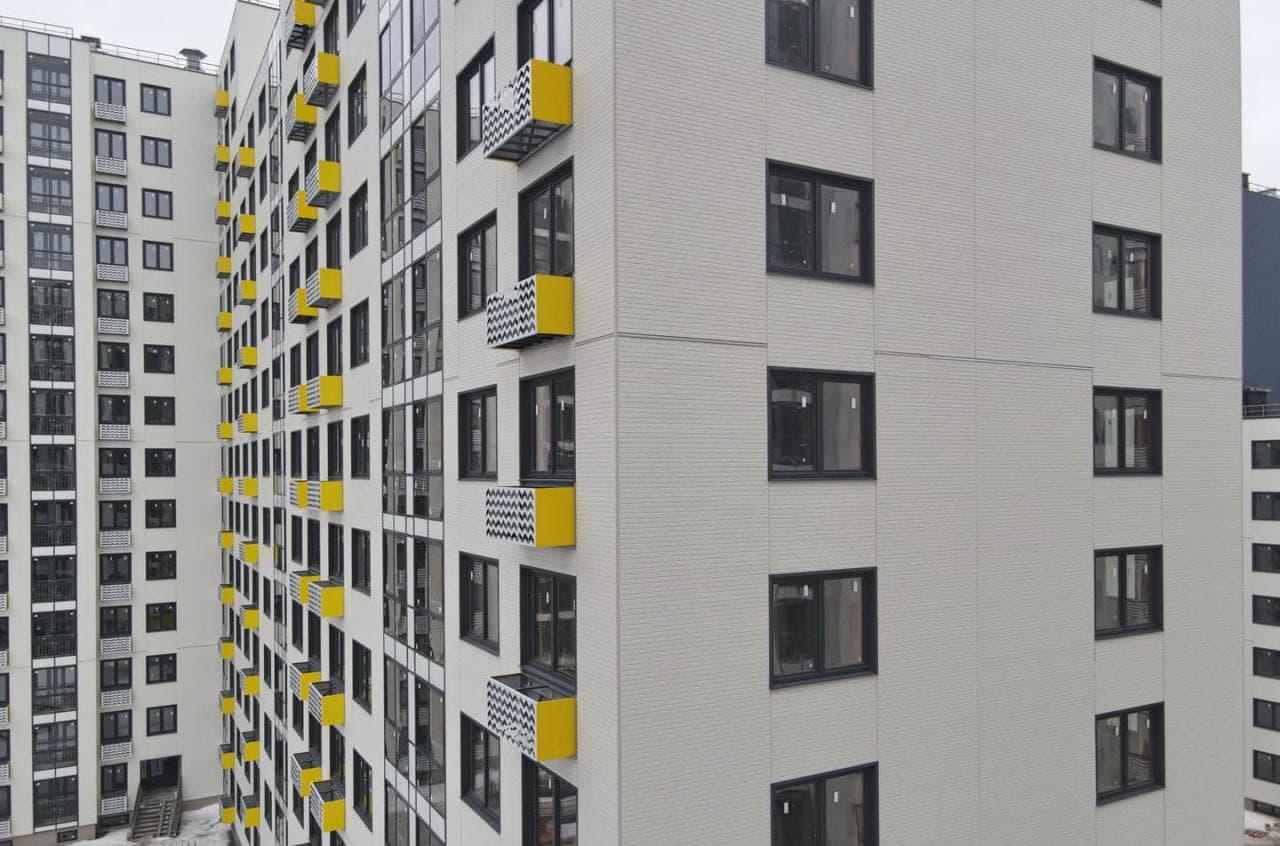 ВНовой Москве построен дом на1328 квартир