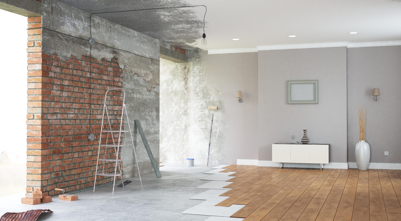 Изчего состоит ремонт квартиры