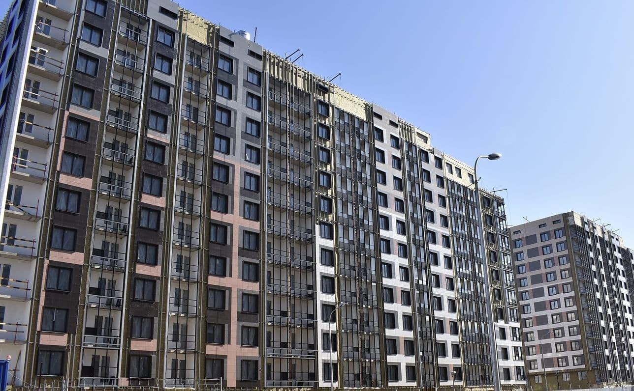 ВМосковском районе Петербурга сдали многоквартирный дом