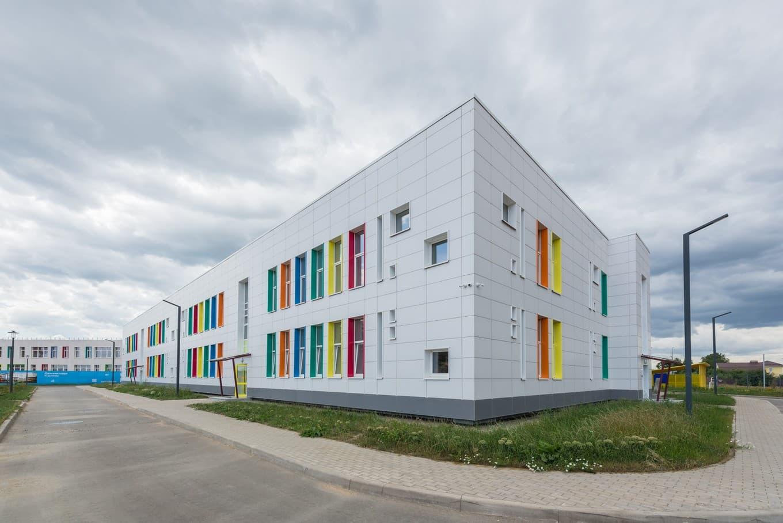 Вжилом комплексе «Остафьево» появился детский сад
