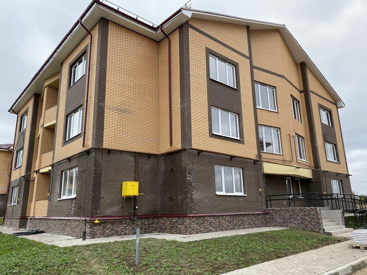 Завершено строительство новых корпусов жилого района «Борисоглебское»