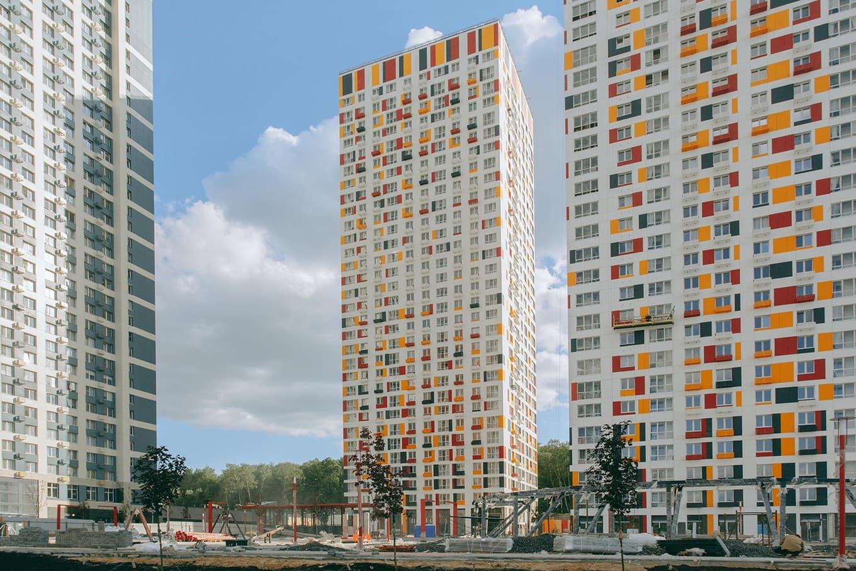Более пятисот апартаментов вквартале «Спутник» стали доступны для покупки