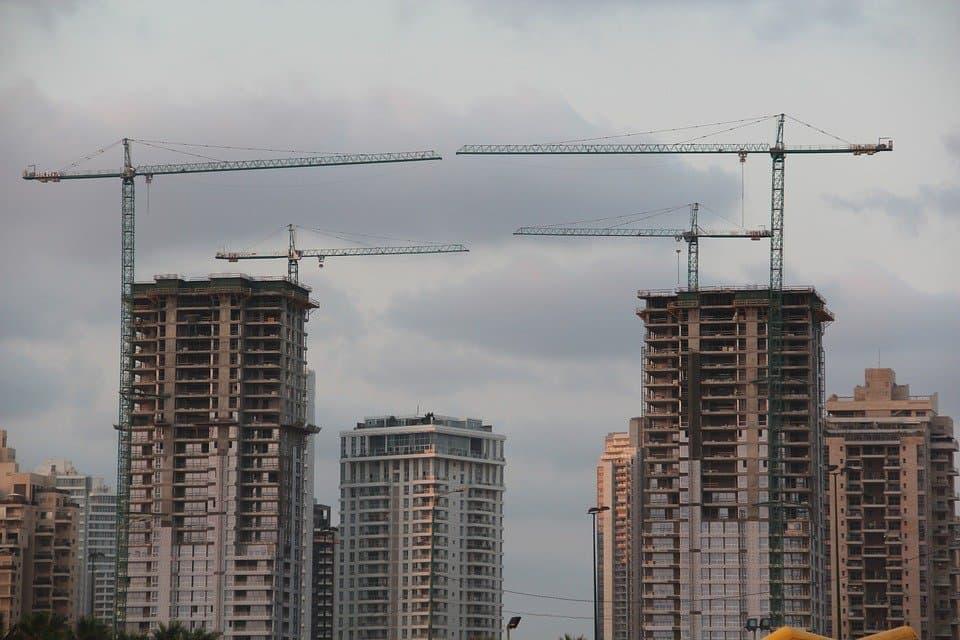 Запуск новых жилых проектов вРоссии вырос на82% загод