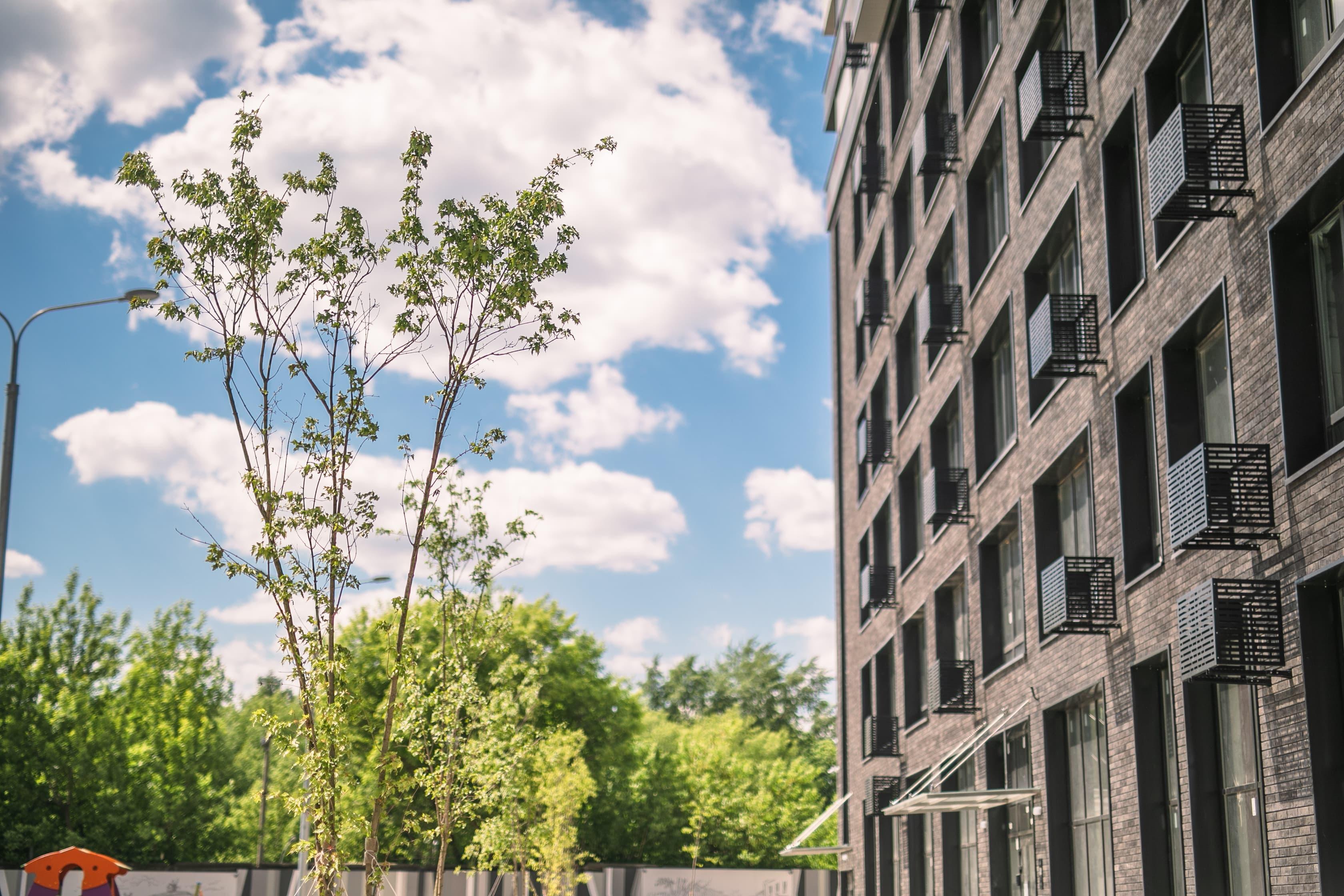 ВЛюберцах введен вэксплуатацию 25-этажный дом