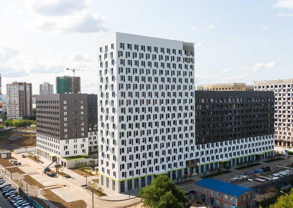 ГКПИК построила новый дом насевере Москвы